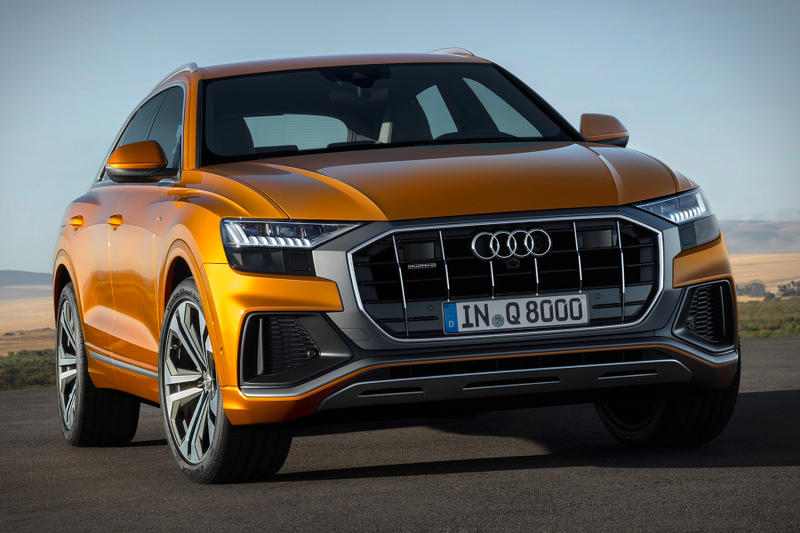 Audi 2019 Q8 first look SUV vehicles cars automotive