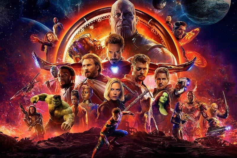 Avengers Infinity War Crosses 2 Billion USD Dollar Mark global box office