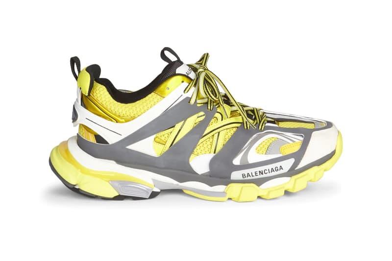 Balenciaga Track Sneaker Pre-Order fall winter 2018 hiking trail runner footwear