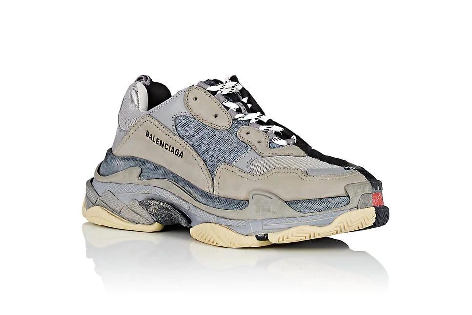 Balenciaga Triple S trainers Women s Fashion Shoes on