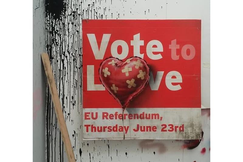 banksy royal academy of arts summer exhibition artwork stencil