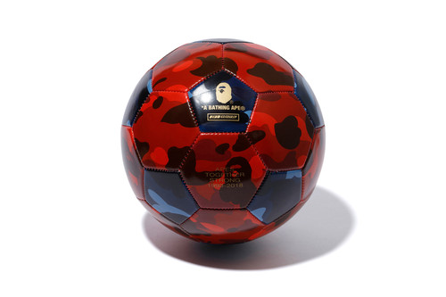 BAPE's Football Collection Comes Just in Time for the World Cup