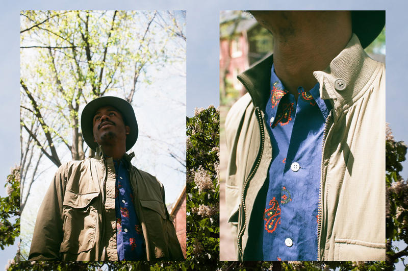 Beams Plus Spring/Summer 2018 Lookbook Editorial Lost & Found Canada Japan release Details Buy Purchase