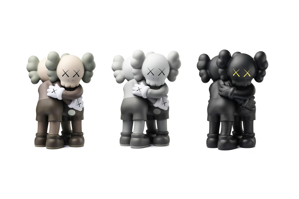 kaws together vinyl collectible sculpture takashi murakami flower cushions the modern art museum of fort worth madsaki paintings cherry fukuoka japan james jean sun tarot print victor solomon porcelain basketball