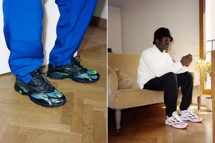 fd43561b62d34 Supreme Revives 2003 s Nike Air Streak Spectrum Plus in this Week s  Footwear Drops