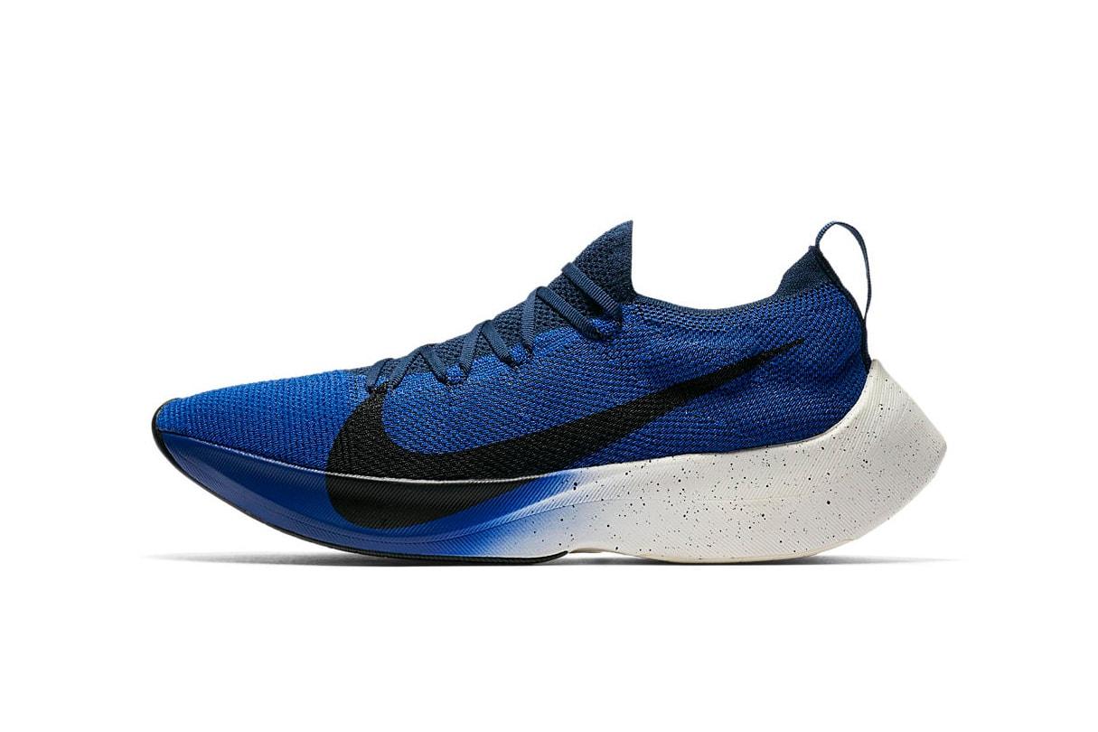 "1f0d7745ba7 Nike React Vapor Street Flyknit ""College Navy"""