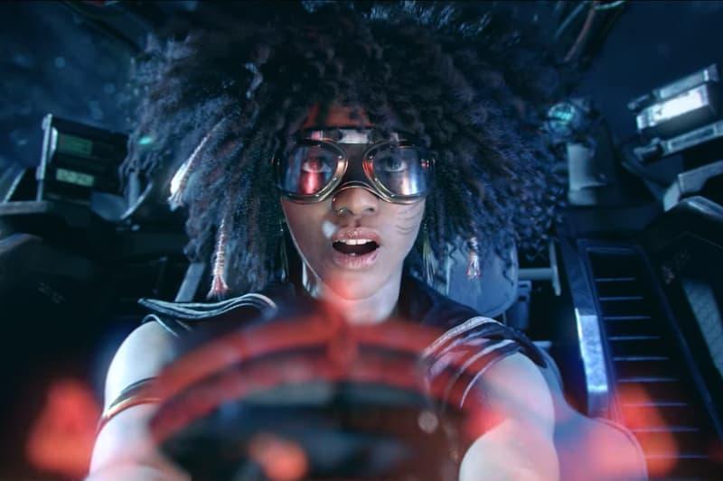 Beyond Good & Evil 2 Trailer Jade Ubisoft E3 2018