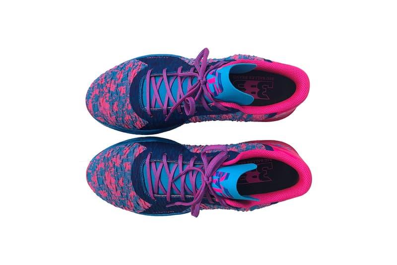 Melo Ball 1 breast cancer awareness pink black cotton candy pink blue footwear 2018 lonzo ball lavar ball liangelo ball big baller brand