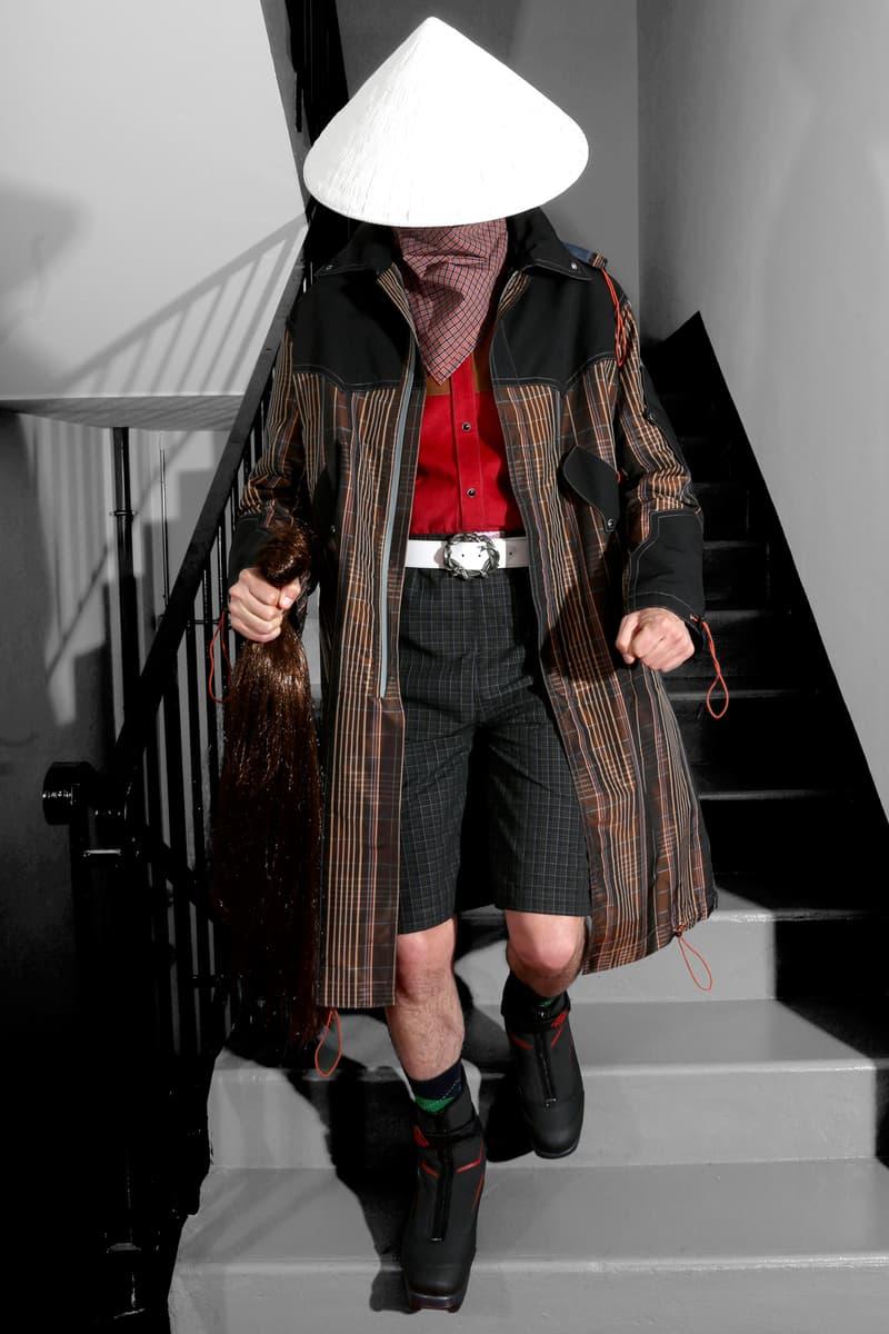 Boramy Viguier Spring Summer 2019 Collection paris fashion week streetwear western french designer