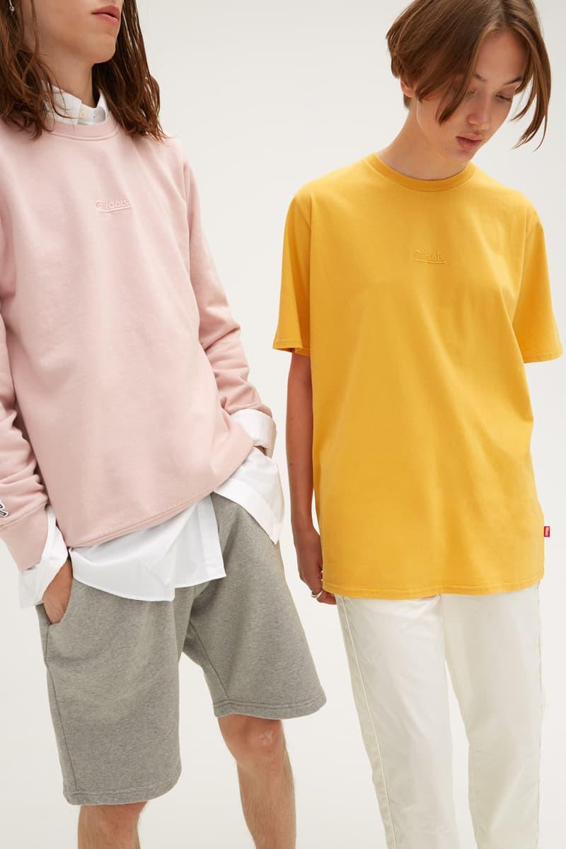 Caliroots Essentials Collection Drop Spring Summer 2019 sweater tee shirt shorts june 14 2018 release date info launch lookbook