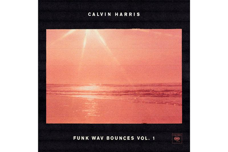 Listen to Calvin Harris' 'Funk Wav Bounces Vol. 1'