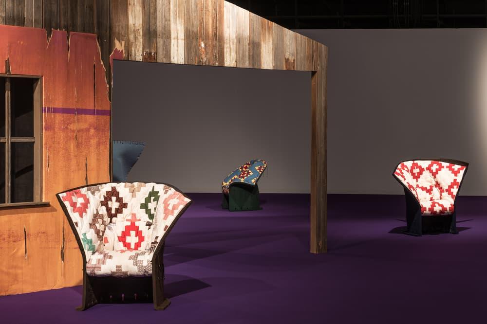calvin klein raf simons cassina feltri armchairs design miami furniture home decor