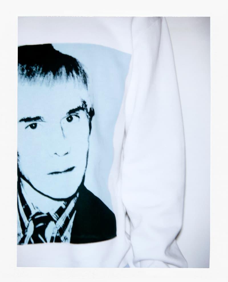 Calvin Klein Jeans Andy Warhol Self Portrait Collection collaboration release date info drop denim print pop art foundation june 7 2018 web store