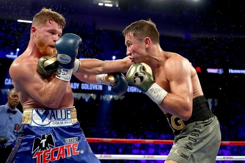 Canelo Alvarez vs Gennady Golovkin September 15 rematch 2018 boxing