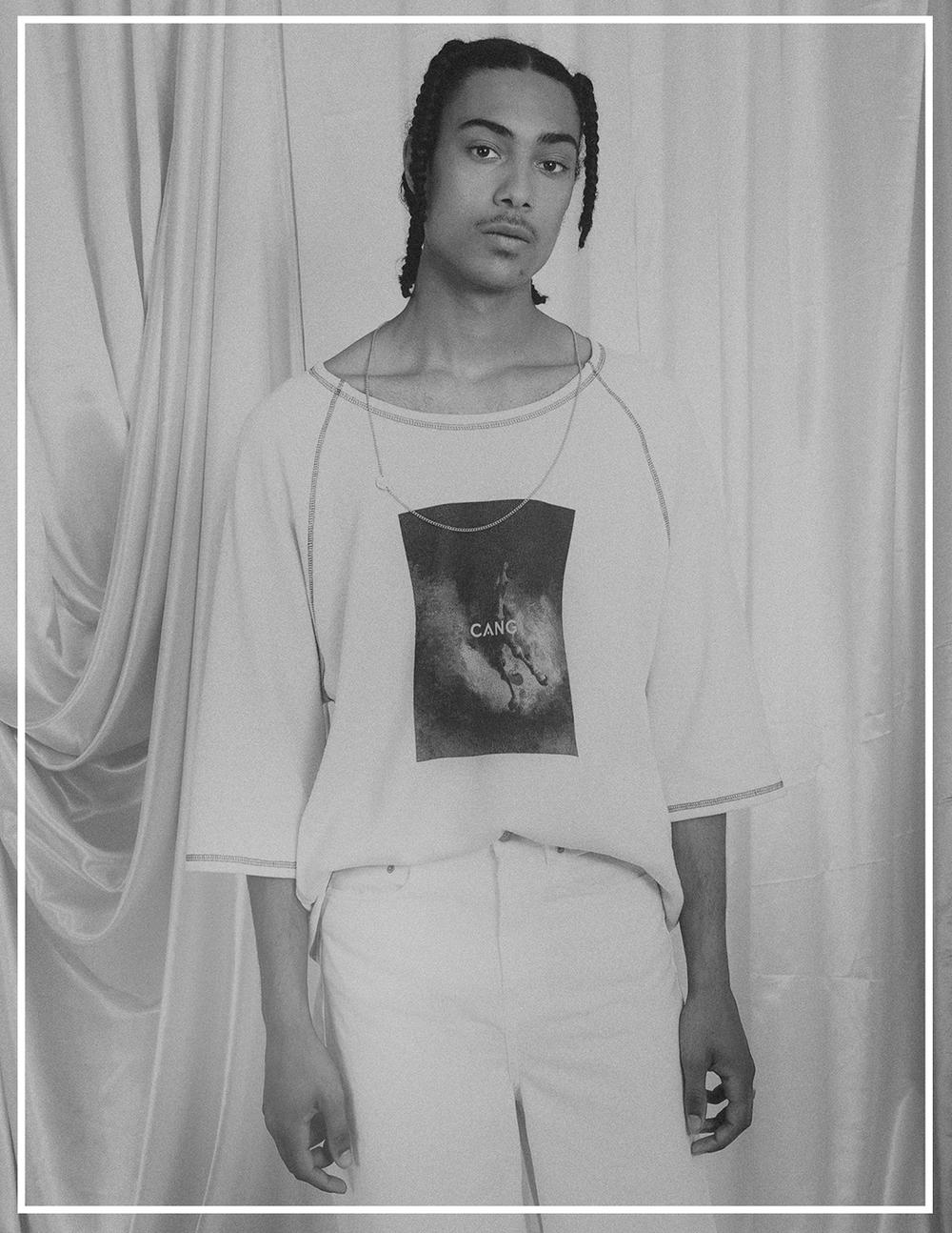 CANG 2018 Lookbook collection rise release date info drop jemaine nwankwo Conceptual Aesthetic Neutral Garments