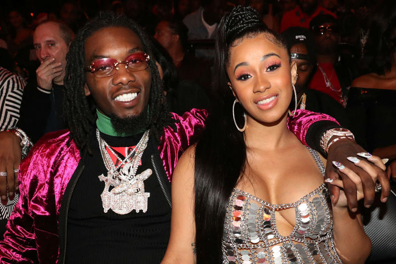 Image result for offset and cardi b