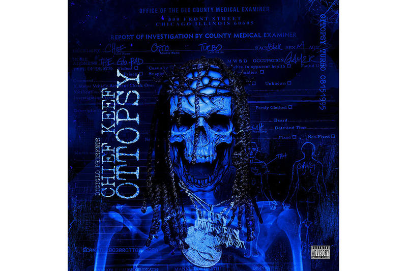 Chief Keef Ottopsy EP Album Leak Single Music Video EP Mixtape Download Stream Discography 2018 Live Show Performance Tour Dates Album Review Tracklist Remix