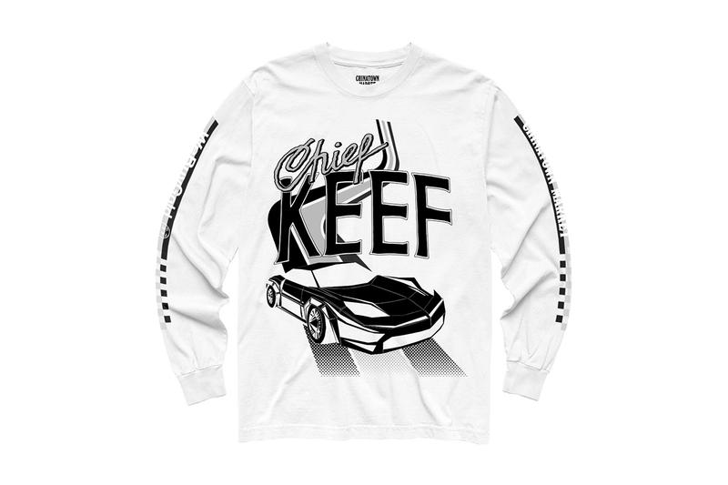 Chief Keef WeBuyGold Chinatown Market Merch collaboration june 14 2018 release date info drop