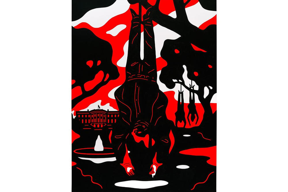 cleon peterson blood and soil over the influence gallery exhibition artworks art