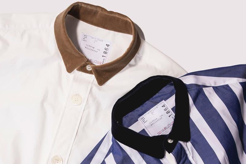CLOT sacai Collaboration Closer Look 2018 release date info drop street couture tee shirts