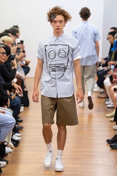 Comme des Garcons Shirt Spring/Summer 2019