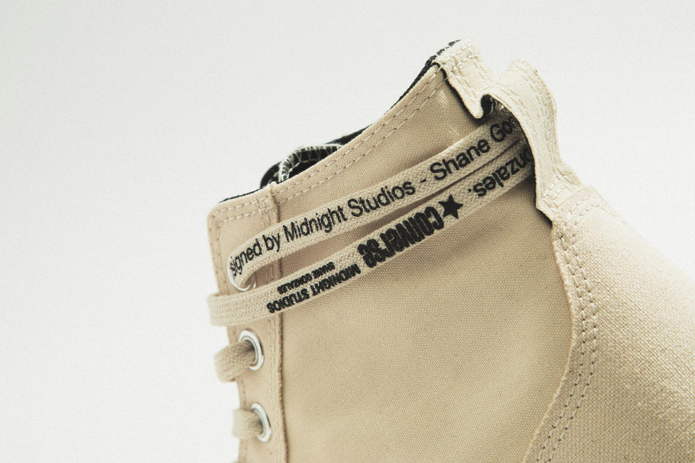 Midnight Studios Converse Chuck Taylor All Star '70 One Star Closer Look Release Information Inside-Out Details Shane Gonzalez