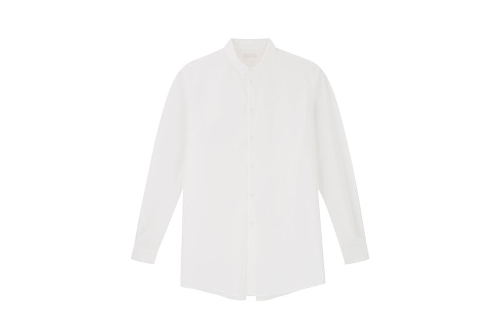 COS Soma collection white shirt