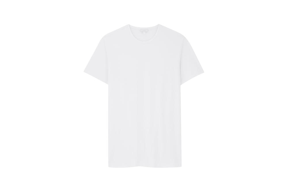 COS Soma collection white t-shirt
