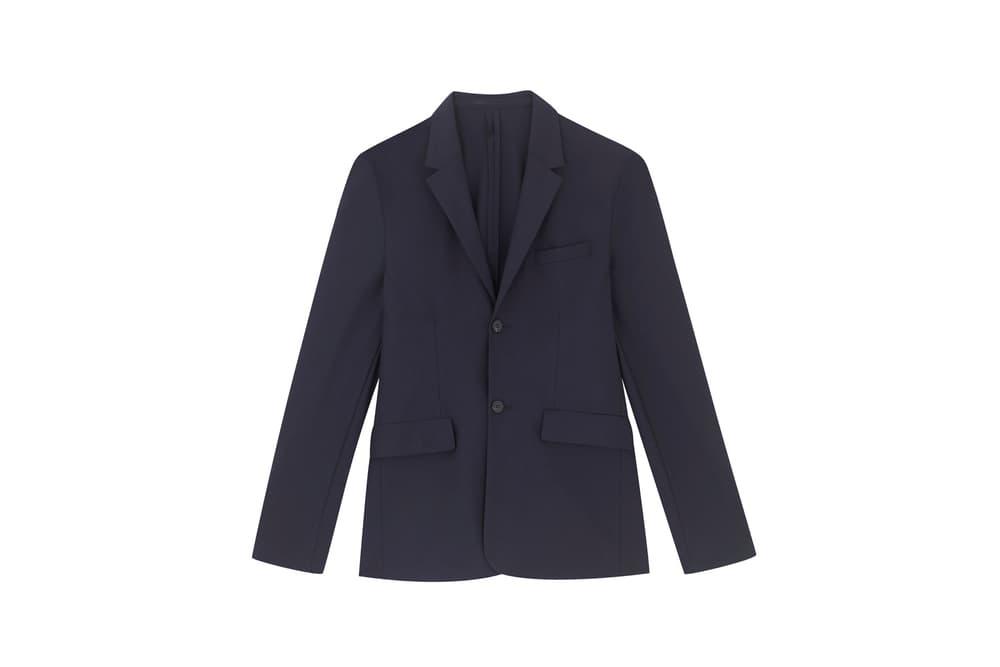 COS Soma collection navy blazer
