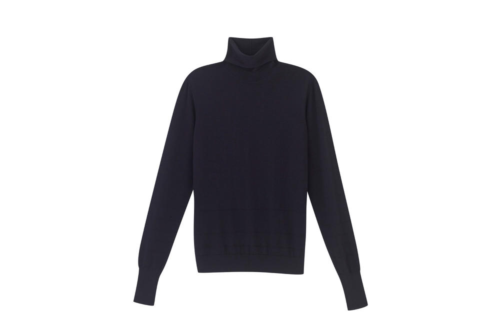 COS Soma collection turtle neck sweater