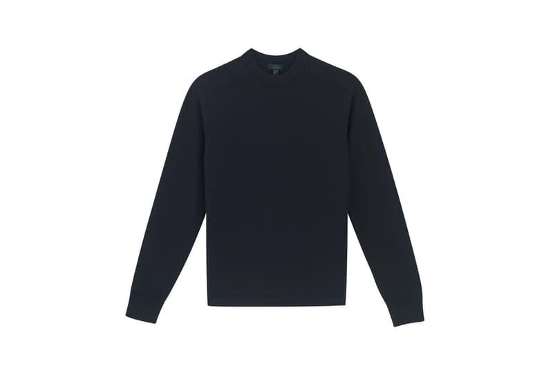 COS Soma Menswear Capsule Collection Release Date price pitti uomo 94 essential casual fashion basics blazer sweater trench coat