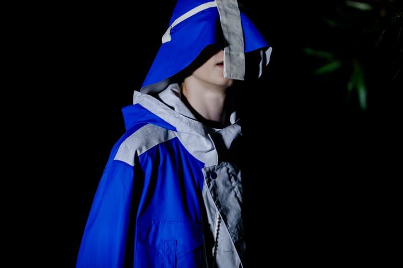 Craig Green Pitti Uomo Spring 2019 Backstage Nike Flyknit