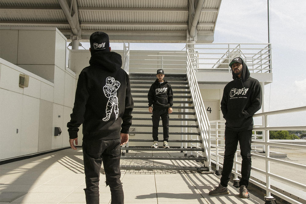 creme billionaire boys club hoodies t shirts hats june 2018 release date info drop astronaut logo branding
