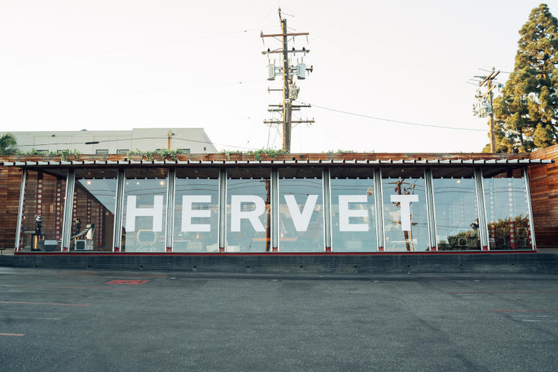 hervet manufacturier furniture maxfield los angeles beverly hills california design daft punk