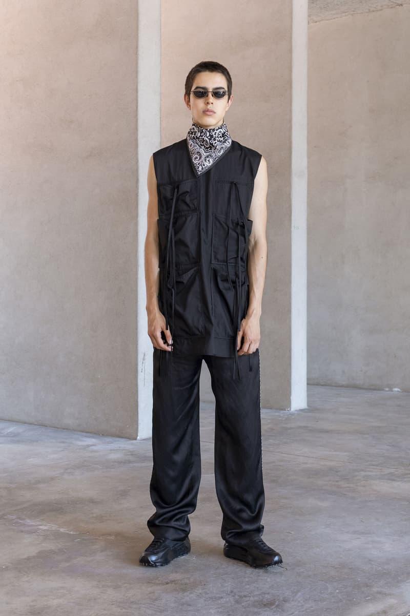 damir doma menswear paris spring summer 2019 ss19 fashion week 2018 collection
