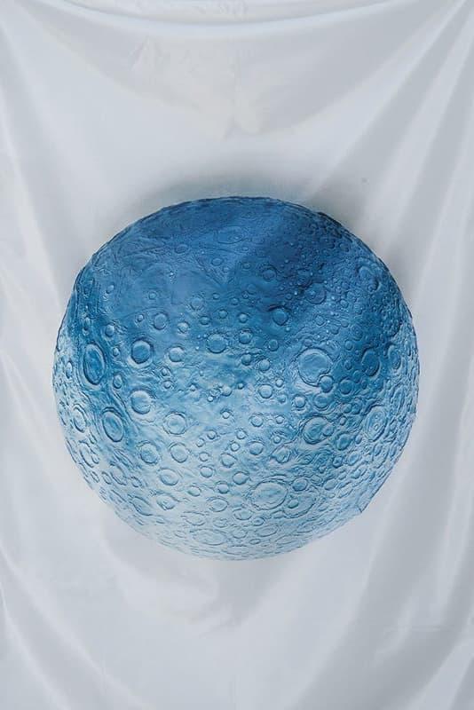 daniel arsham moon flags artist art artworks products