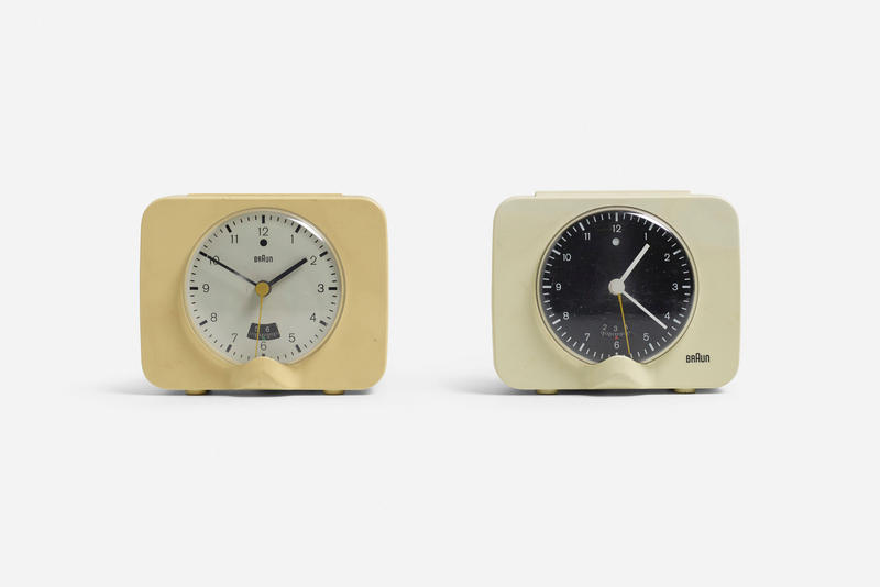Dieter Rams Auction Wright20 Design Gadgets Furniture Apple Braun Influence Dietrich Lubs Peter Hartwein Purchase Collector Collectibles