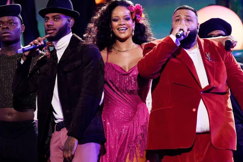 DJ Khaled Rihanna Bryson Tiller Nas Travis Scott Music Videos