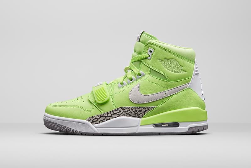 Donc C Jordan Legacy 312 release date july 2018 royal cement volt footwear bceabb1f3