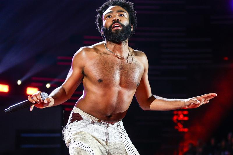 Donald Glover Childish Gambino Retirement Retiring Huffington Post 2017 Interview