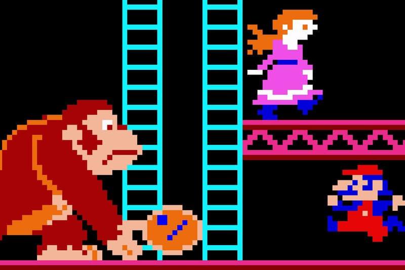 Donkey Kong Nintendo Switch original arcade game release e3 2018 june 15 release date info