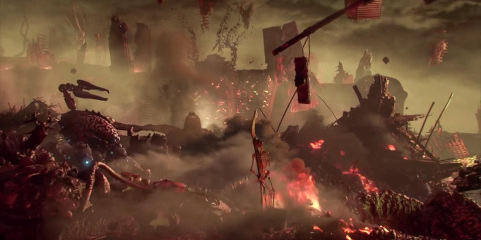 Doom Eternal' E3 2018 Announce Trailer | HYPEBEAST
