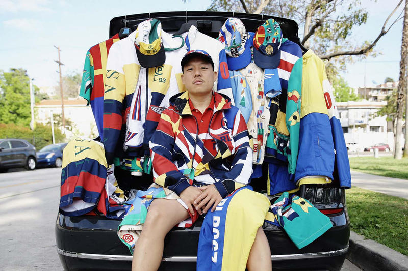 05b63fee71c1c2 Commonwealth Gets Eddie Huang to Model Ralph Lauren s CP-93 Collection