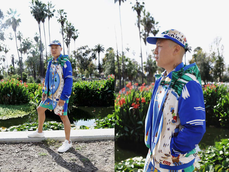 Eddie Huang Polo CP-93 Editorial Shoot & Interview With Commonwealth
