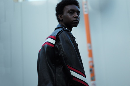 FACETASM Teams Up With Schott For Perfecto Leather Jacket