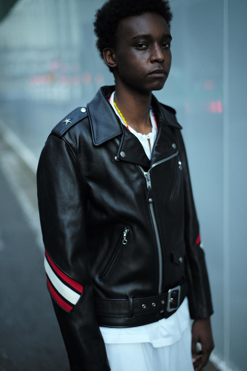 FACETASM x Schott Perfecto Leather Jackets For Sale Availability Purchase Information George Cox