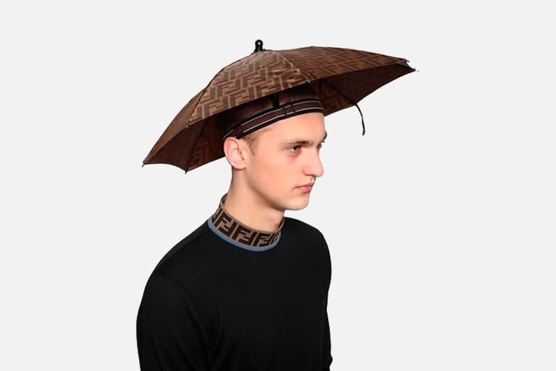 fendi headband umbrella
