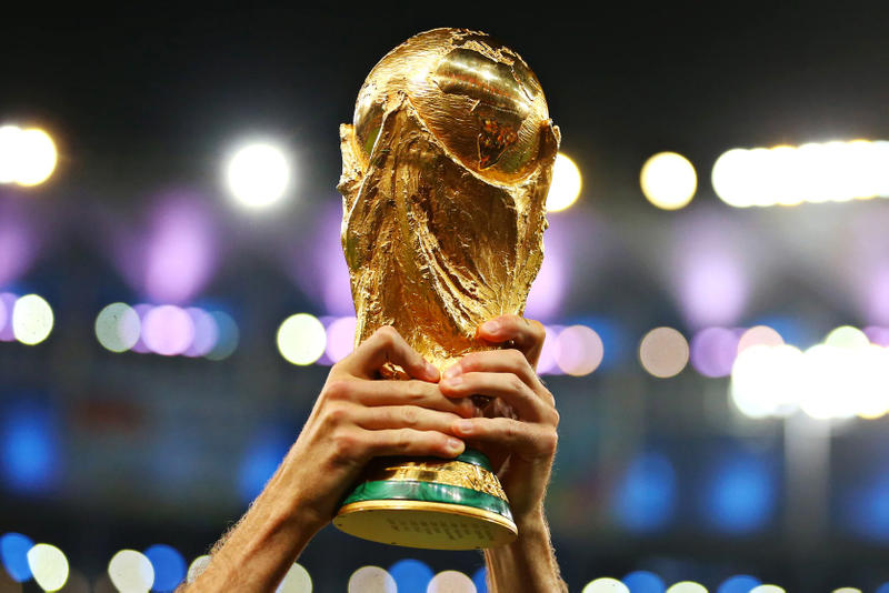 2018 FIFA World Cup $6.1 Billion USD Revenue moscow russia football china soccer tournament