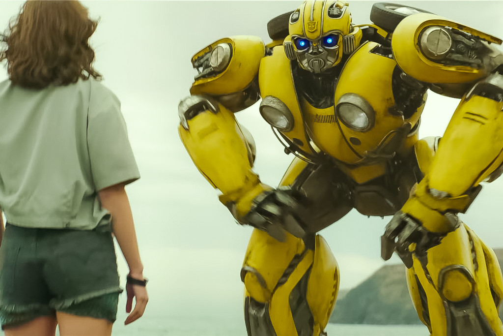 Bumblebee' 'Transformers' Spin...
