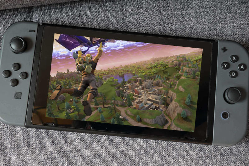 Fortnite Nintendo Switch 2 Million Downloads Hypebeast